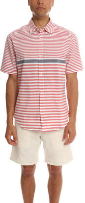Riviera Club Mutu Stripe Red