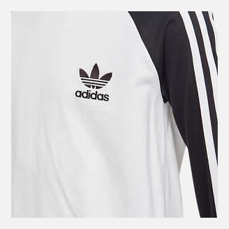 adidas Kids' Cali Long-Sleeve Shirt
