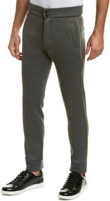 Roberto Cavalli Sport Double Fleece Zipped Pant
