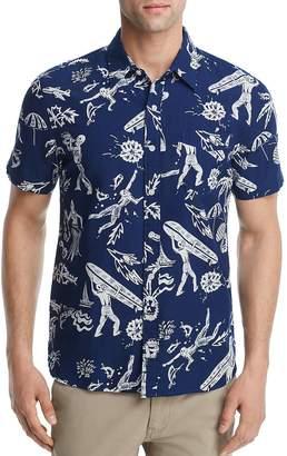 Levi's Hawaiian Regular Fit Button-Down Shirt