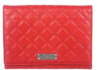Marc Jacobs All-In-One Quilted Leather Clutch