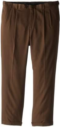 Savane Men's Big-Tall Select Edition Microfiber Pleated Dress Pant