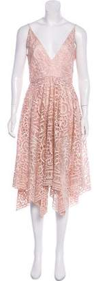 Nicholas Floral Lace Ball Dress w/ Tags