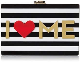 Milly I Heart Me Box Clutch