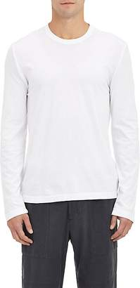 James Perse Men's Jersey Long Sleeve T-shirt - White