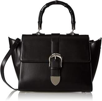 Silvian Heach Women's RCP18020BO Top-Handle Bag Black