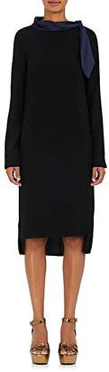 Marni Women's Crepe Tieneck Shift Dress