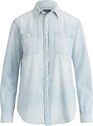 Ralph Lauren Relaxed Fit Chambray Shirt