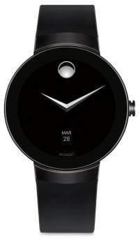 Movado Connect Silicone Strap Smartwatch