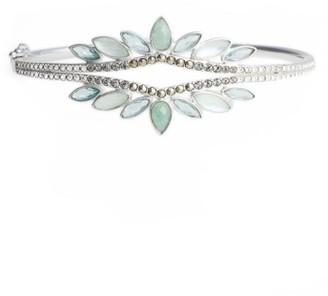 Women's Judith Jack Lakeside Openwork Crystal Bracelet $165 thestylecure.com