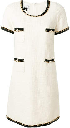 Edward Achour Paris tweed dress