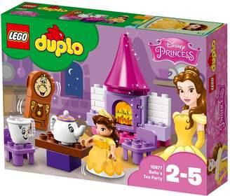 Next Girls LEGO DUPLO Belle's Tea Party