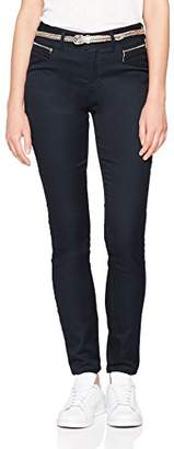 Wallis Women's Tinseltown Fly Front Slim Jeans,(Manufacturer Size: 14)
