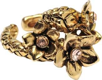 Roberto Cavalli Serpent Bouquet ring
