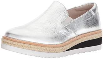 Kenneth Cole New York Women's Rainer Platform Slip on Espadrille with Sporty Outsole Oxford