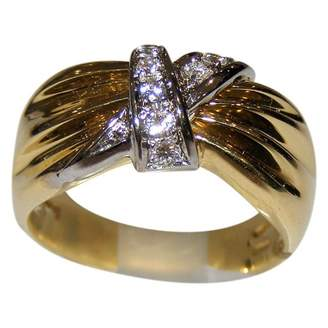 Damiani Vintage Yellow Yellow gold Ring