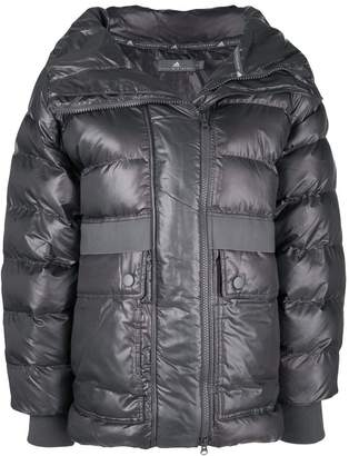 adidas by Stella McCartney Training Parka Padded Jacket