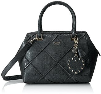 GUESS Winett Frame Satchel $76.70 thestylecure.com