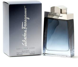 Salvatore Ferragamo Men's 3.4Oz Subtil Pour Homme Eau De Toilette Spray