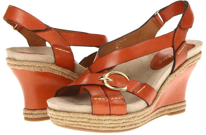 Earthies Salerno Too (Spice) - Footwear