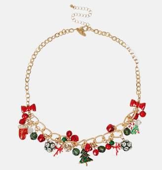 Avenue Holiday Shakey Necklace