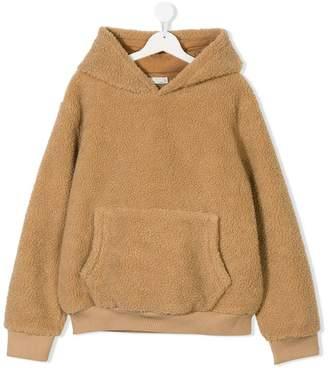 Stella McCartney TEEN fleece hoodie
