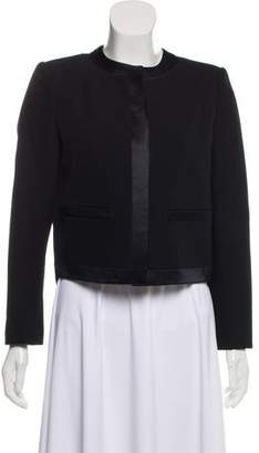 Givenchy Structured Wool Jacket