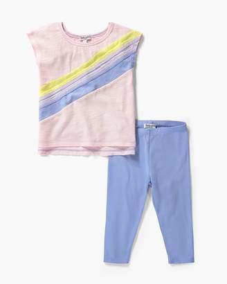 Splendid Baby Girl Rainbow Top Set