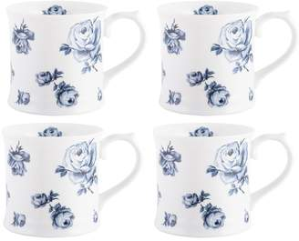 Creative Tops Katie Alice Set Of 4 Tankard Mugs