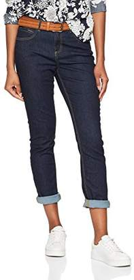 Wallis Women's Roll up Slim Jeans,(Manufacturer Size:)