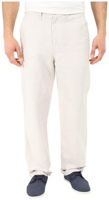 Nautica Linen Cotton Pants $65 thestylecure.com