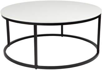 Webster Temple & Nolita Stone Coffee Table