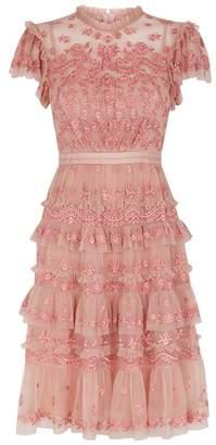 Needle & Thread Darcy Tiered Dress