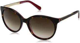 Kate Spade new york Women's Amayas Round Sunglasses