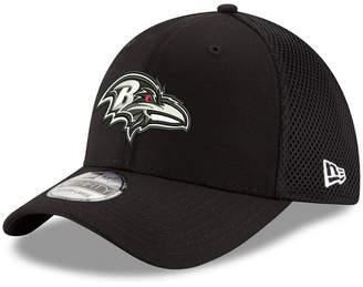 New Era Baltimore Ravens Black/White Neo Mb 39THIRTY Cap