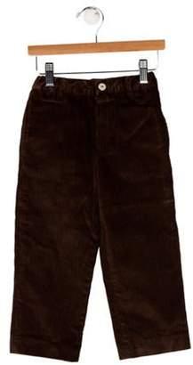 Oscar de la Renta Boys' Corduroy Pants brown Boys' Corduroy Pants