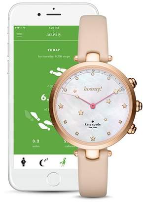 Kate Spade Holland Hybrid Smartwatch, 34mm