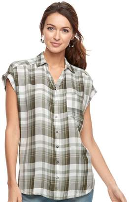 Sonoma Goods For Life Women's SONOMA Goods for Life Dolman Shirt