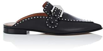 Givenchy Women's Elegant Studded Leather Mules