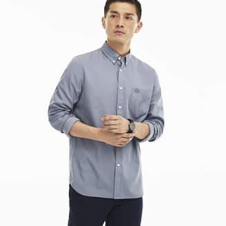 Lacoste (ラコステ) - ポルカドットシャツ (長袖)