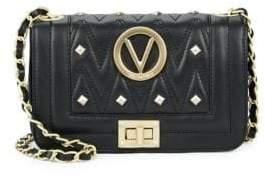 Beatriz Studded Leather Crossbody Bag