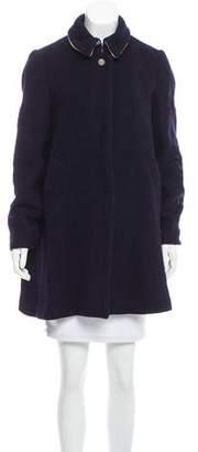 Woolrich Wool Short Coat w/ Tags