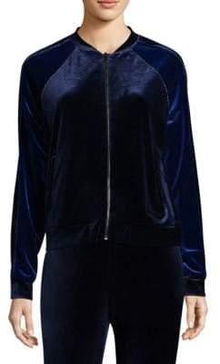 Elie Tahari Shanaya Zip Stargazer Jacket