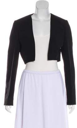 Givenchy Structured Cropped Jacket w/ Tags