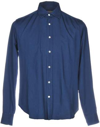 Cruciani Denim shirts