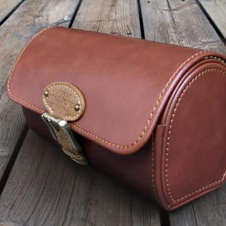 Keepsake Jacob Jones Personalised Leather Watch Tube