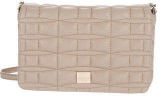 Kate SpadeKate Spade New York Quilted Leather Crossbody Bag