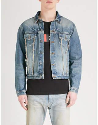 424 Trucker denim jacket