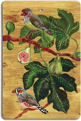 Avenida Home - Nathalie Lete In The Garden Of My Dreams Chopping Board - Fig Tree