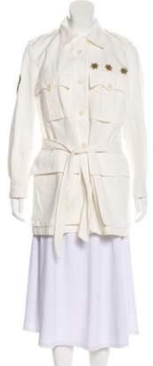 Figue Embellished Casual Jacket